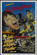 """Movie Posters:Rock and Roll, Let's Spend the Night Together (Embassy, 1983). One Sheet (27"""" X 41""""). Rock and Roll...."""