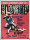 """Movie Posters:Thriller, Blow-Up (MGM, R-1970s). French Petite (23"""" X 31""""). Thriller.. ..."""