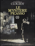 """Movie Posters:Documentary, The Mystery of Picasso (Lopert, R-1970s). French Grande (46"""" X 61""""). Documentary...."""
