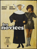 """Movie Posters:Comedy, Les Novices (Parafrance, 1970). French Grande (45.5"""" X 60.5""""). Comedy...."""