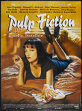 """Movie Posters:Crime, Pulp Fiction (Miramax, 1994). French Grande (45"""" X 61.5"""").Crime...."""