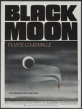 "Movie Posters:Fantasy, Black Moon (Cinema International Corp., 1975). French Petite (15.5"" X 20.5""). Fantasy...."
