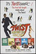 """Movie Posters:Rock and Roll, Twist Around the Clock (Columbia, 1961). One Sheet (27"""" X 41"""").Rock and Roll...."""