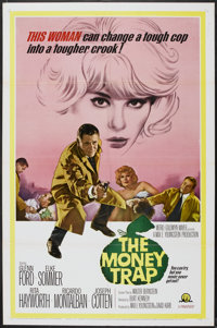 """The Money Trap (MGM, 1965). One Sheet (27"""" X 41""""). Crime"""
