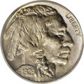 Buffalo Nickels: , 1926-D 5C MS65 PCGS. The main question when considering a MintState 1926-D is the degree of strike. The answer seen on thi...