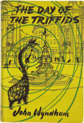Books:First Editions, John Wyndham. The Day of the Triffids....