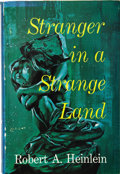Books:First Editions, Robert A. Heinlein. Stranger in a Strange Land. New York: G.P. Putnam's Sons, [1961]....