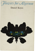 Books:First Editions, Daniel Keyes. Flowers for Algernon....
