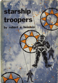 Books:First Editions, Robert A. Heinlein. Starship Troopers. New York: G.P.Putnam's Sons, [1959]....