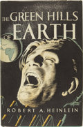 Books:First Editions, Robert A. Heinlein. The Green Hills of Earth....