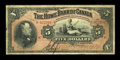 Canadian Currency: , Toronto, ON- The Home Bank of Canada $5 March 1, 1904 Ch. # 365-10-02. ...