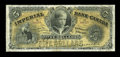 Canadian Currency: , Toronto, ON- Imperial Bank of Canada $5 Jan. 1, 1910 Ch. #375-12-06. ...