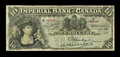 Canadian Currency: , Toronto, ON- Imperial Bank of Canada $10 Jan. 1, 1910 Ch. #375-12-10. ...
