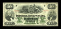 Canadian Currency: , Toronto, ON- Imperial Bank of Canada $10 Oct. 1, 1915 Ch. # 375-16-10. ...