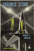 Books:First Editions, Robert A. Heinlein. Double Star. Garden City, NY: Doubleday& Company, 1956....