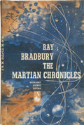 Books:First Editions, Ray Bradbury. The Martian Chronicles. Garden City, NY:Doubleday & Company, Inc., 1950. ...