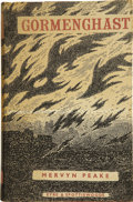 Books:First Editions, Mervyn Peake. Gormenghast. London: Eyre & Spottiswoode,1950....