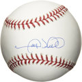 Autographs:Baseballs, Gary Sheffield Single Signed Baseball. Exceptionally clean OMLbaseball has been signed by the super slugger Gary Sheffield...