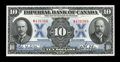 Canadian Currency: , Toronto, ON- Imperial Bank of Canada $10 Nov. 1, 1923 Ch. #375-18-06. ...
