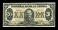 Canadian Currency: , Toronto, ON- Imperial Bank of Canada $20 Nov. 1, 1923 Ch. # 375-18-10. ...