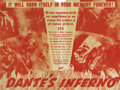 """Movie Posters:Horror, Dante's Inferno (Fox, 1924 & 1935). Heralds (2) (6"""" X 9"""").... (Total: 2 Items)"""