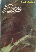 Books:First Editions, Frank Herbert. Dune. Philadelphia/New York: Chilton Books,[1965]....