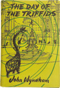Books:First Editions, John Wyndham. The Day of the Triffids. London: MichaelJoseph, [1951]....