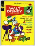 Bronze Age (1970-1979):Cartoon Character, Walt Disney Comics Digest #44 reprint - Signed by Carl Barks(Whitman, 1976) Condition: NM....