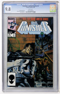 Modern Age (1980-Present):Superhero, Punisher (Limited Series) #2 (Marvel, 1986) CGC NM/MT 9.8 Whitepages....