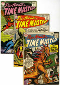 Silver Age (1956-1969):Science Fiction, Rip Hunter Time Master Group (DC, 1961-65) Condition: Average VG.... (Total: 18 Comic Books)