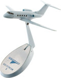 Transportation:Aviation, Early Promotional Model, Grumman, Gulfstream II,...