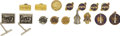 Transportation:Aviation, Collection of 17 Assorted NASA Long Service Pins, Tie Tacks, andProgram Pins,... (Total: 17 Items)