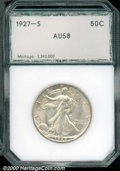 Additional Certified Coins: , 1927-S 50C