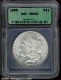 Additional Certified Coins: , 1896 S$1