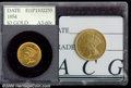 Additional Certified Coins: , 1854 $3