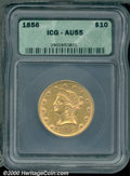 Additional Certified Coins: , 1856 $10