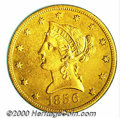 Additional Certified Coins: , 1856-O $10