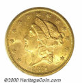 Additional Certified Coins: , 1871-S $20