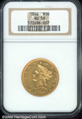 Liberty Eagles: , 1846 $10