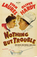 """Movie Posters:Comedy, Nothing But Trouble (MGM, 1944). One Sheet (27"""" X 41"""")...."""