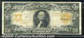 Large Size Gold Certificates:Large Size, 1906 $20 Gold Certificate, Fr-1184, Fine. A solid example that ...