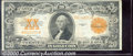 Large Size Gold Certificates:Large Size, 1922 $20 Gold Certificate, Fr-1187, VF-XF. An attractive, crisp...