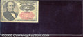 Fractional Currency: , 1874-1876 25c Fifth Issue, Walker, Fr-1309, Fine. A problem-fre...