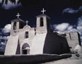Texas:Early Texas Art - Drawings & Prints, A. L. DEGROODT (1910-1980). Ranchos de Taos Church. Color photo.8in. x 10in.. Unsigned. Provenance:. Estate of A. L. DeGr...