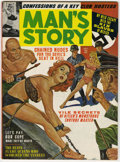 Magazines:Vintage, Man's Story V3#7 (Reese Publishing, 1962) Condition: VF-....
