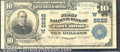 National Bank Notes:Colorado, First national Bank of Fort Collins, CO, Charter #2622. 1902 $1...