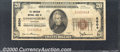 National Bank Notes:Kentucky, Anderson National Bank of Lawrenceburg, KY, Charter #8604. 1929...