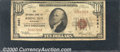 National Bank Notes:Maryland, National Bank of Rising Sun, MD, Charter #2481. 1929 $10 Type O...