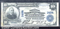 National Bank Notes:West Virginia, National Bank of West Virginia at Wheeling, WV, Charter #1424. ...
