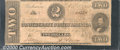 Confederate Notes:1862 Issues, 1862 $2 Judah P. Benjamin, T-54, VG-Fine. Moderately soiled but...